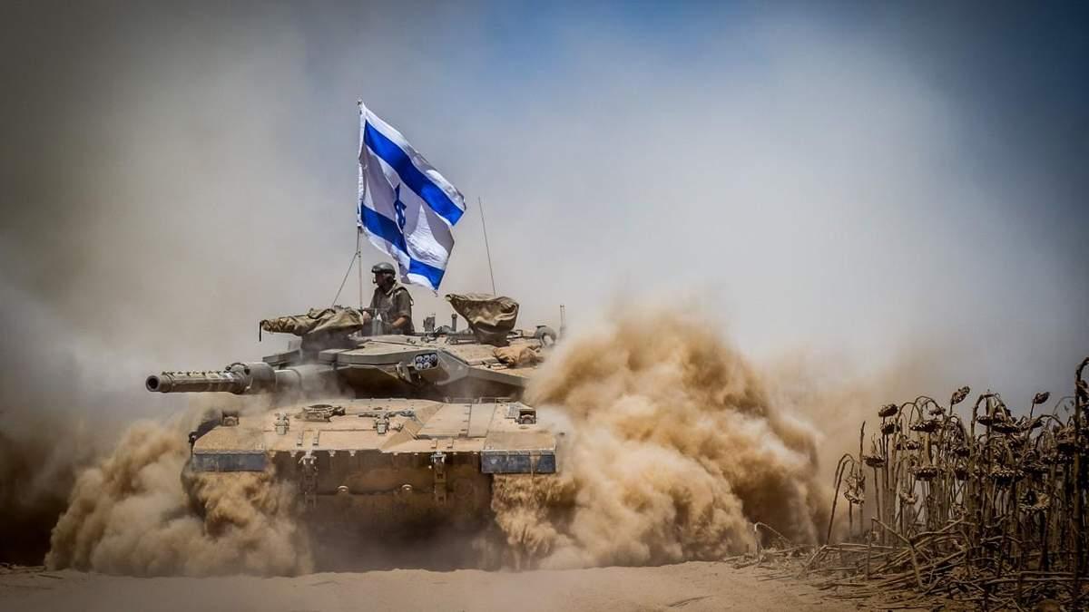 В Израиле 9 мая 2021 стартовали военные учения