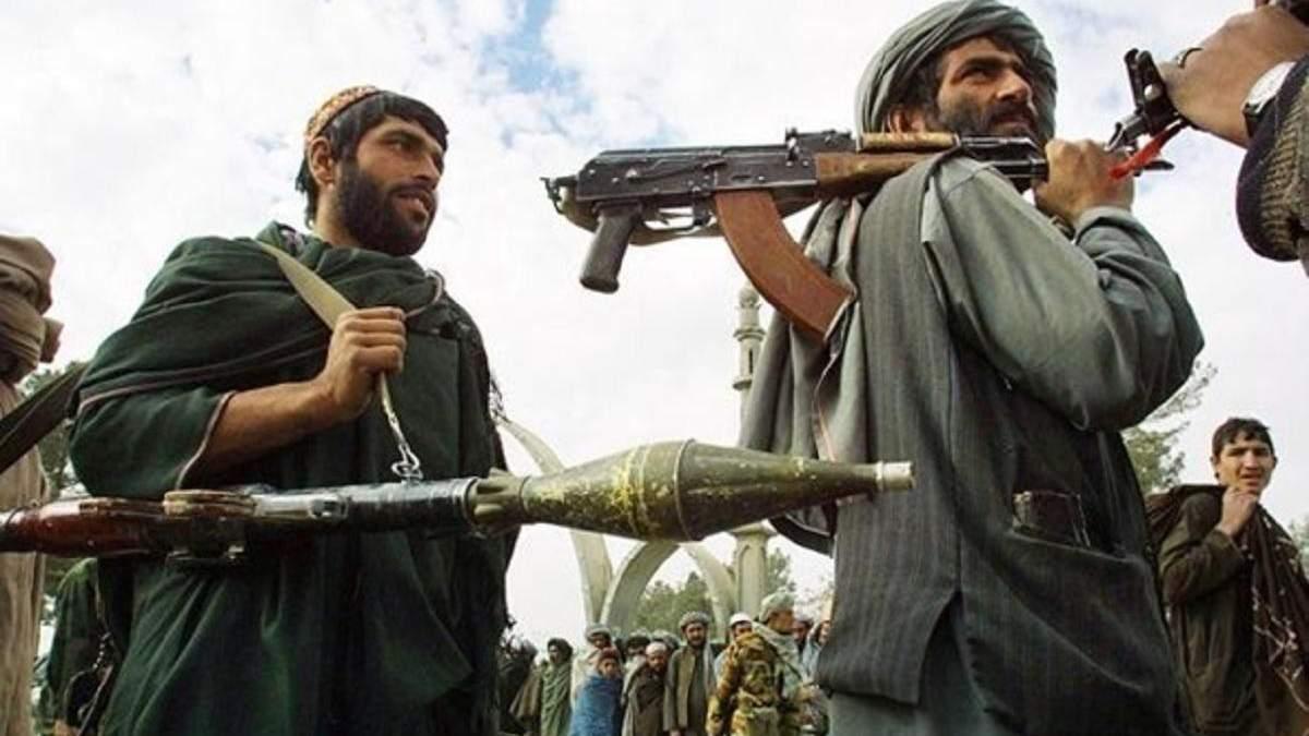 В Афганистане талибы объявили перемирие на 3 дня