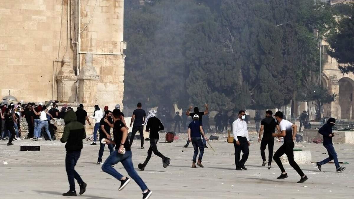 Обстрел сектора Газа и Иерусалима 10 мая 2021: есть погибшие