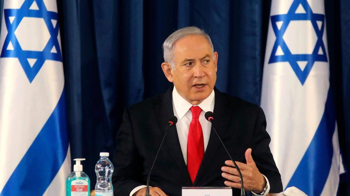 Обстрілом Єрусалима терористи перетнули червону лінію, –Нетаньяху