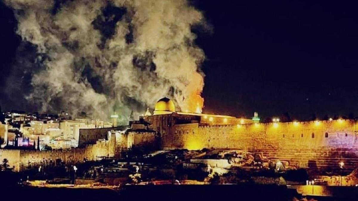 Ночью из Сектора Газы по Израилю было выпущено более 200 ракет