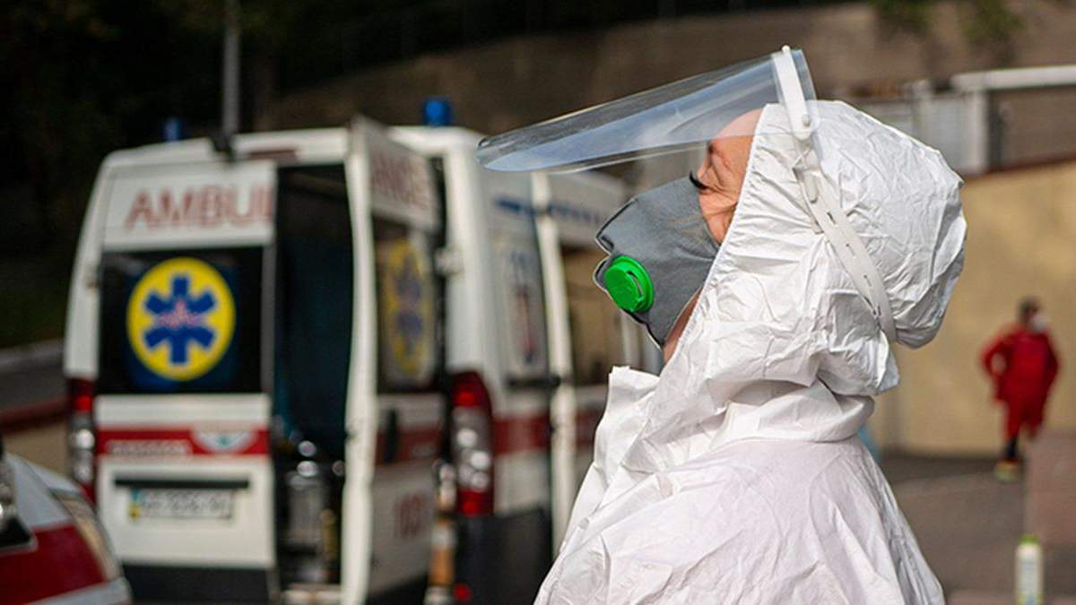 В Киеве за сутки зафиксировали менее 100 больных COVID-19