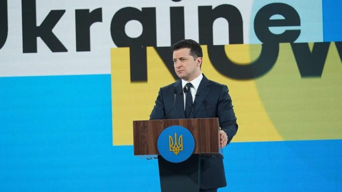 Україна не хоче війни, але буде нарощувати потужність, – Зеленський