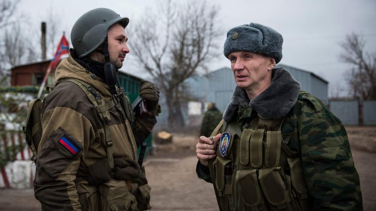 В России провели совет так называемых донбасских командиров: детали