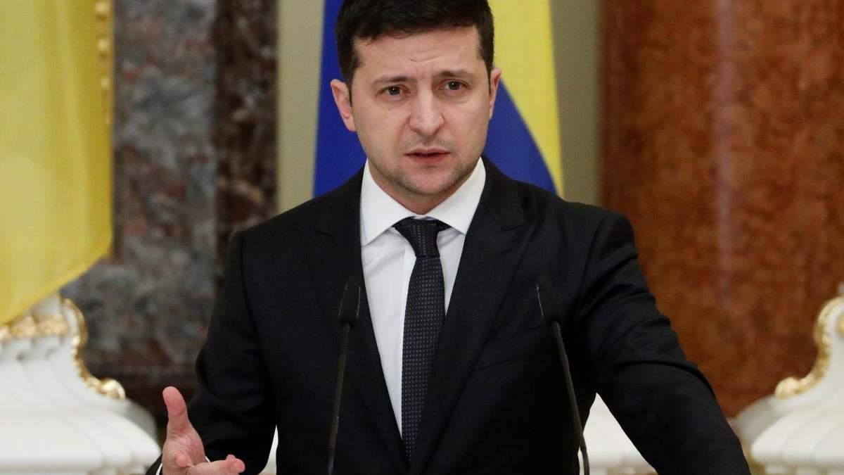 Зеленський: Стратегічний курс України – членство в ЄС і НАТО