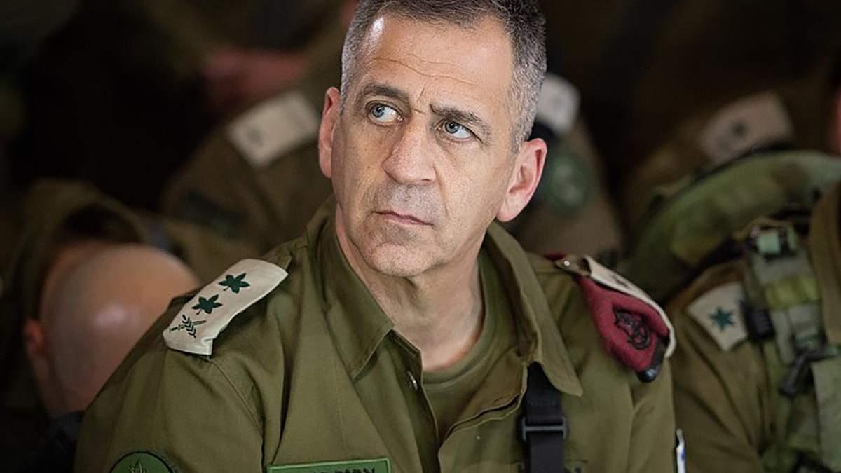 В Армии обороны Израиля приказали усилить атаки на Сектор Газа