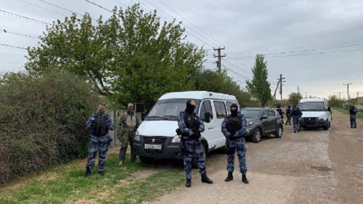 Оккупанты во время обысков в Крыму убили уроженца Узбекистана