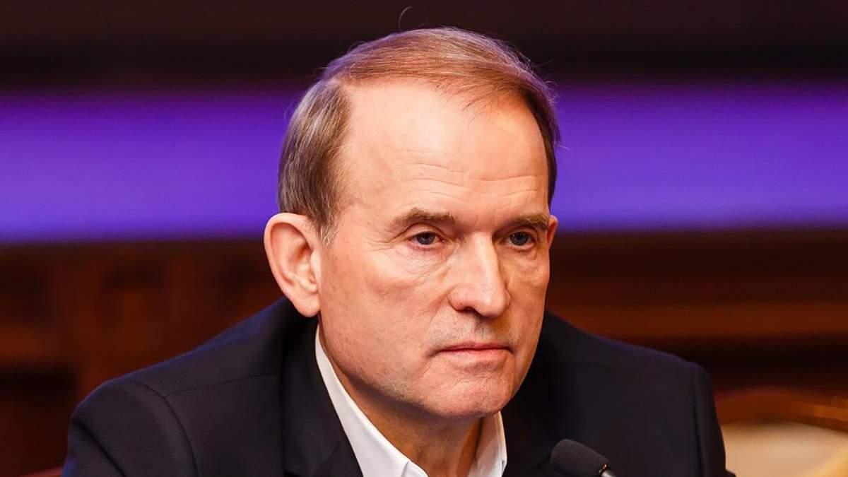 Медведчук направляв Козаку секретні дані про розташування військового підрозділу ЗСУ