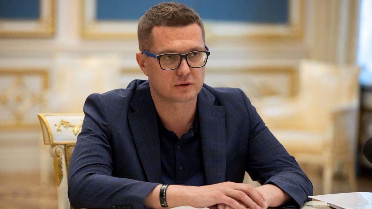 Медведчук легитимизировал оккупацию Крыма, – Баканов