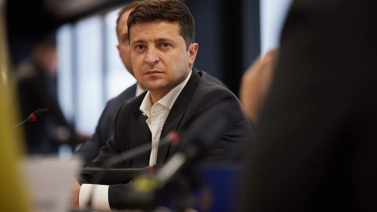 Зеленський затвердив програму Україна – НАТО на 2021 рік