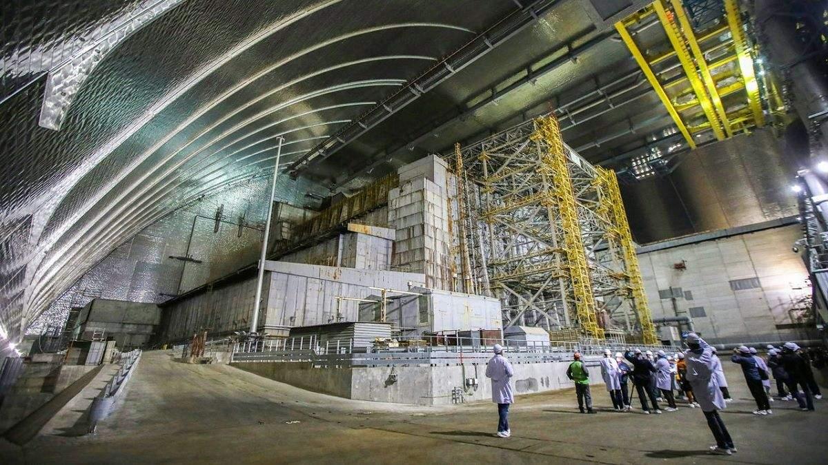 У зруйнованому реакторі ЧАЕС зафіксували ядерну реакцію