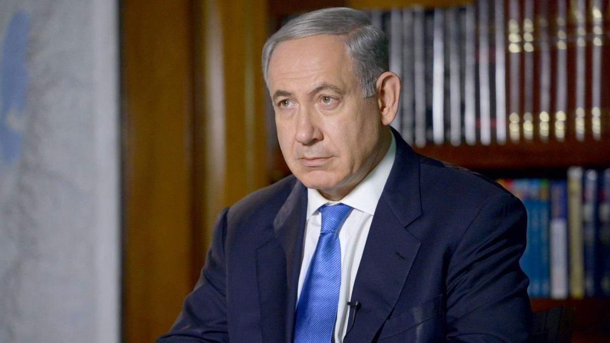Обстріли Ізраїлю з Сектору Гази: термінова заява Нетаньяху