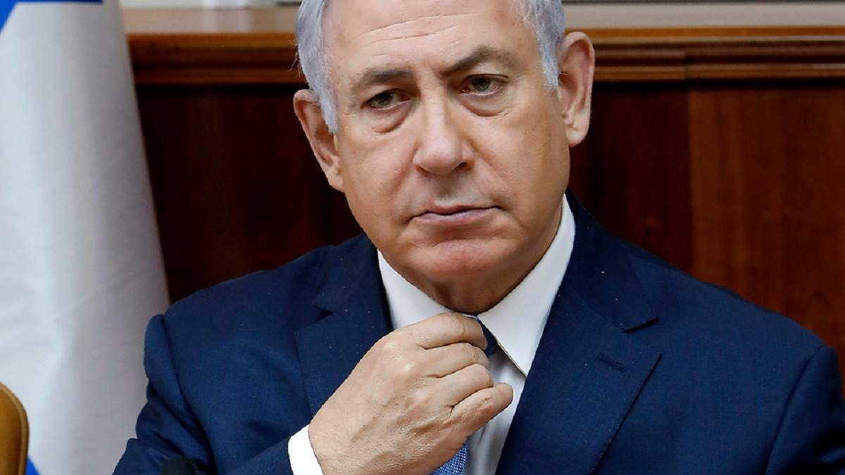 Біньямін Нетаньяху їде в місто Лод, де триває масовий бунт