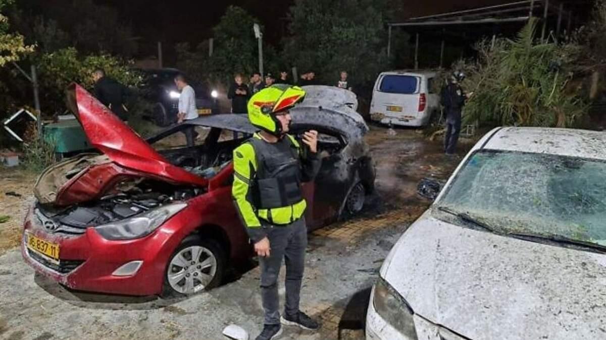 ХАМАС поновив масові обстріли Ізраїлю: кількість жертв зросла