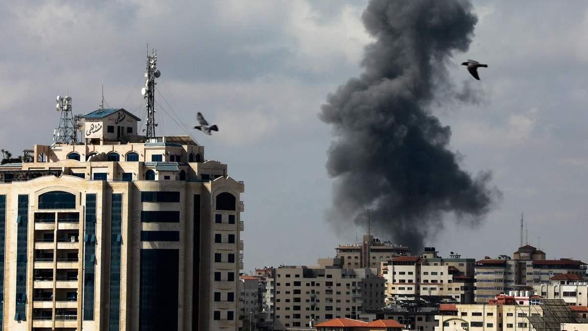 Что происходит в Израиле и Палестине сейчас: видео, новости конфликта 2021