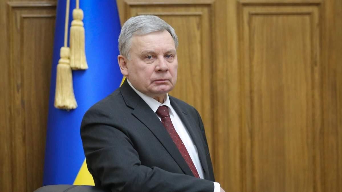 Таран: Украина не пойдет по пути тотальной милитаризации