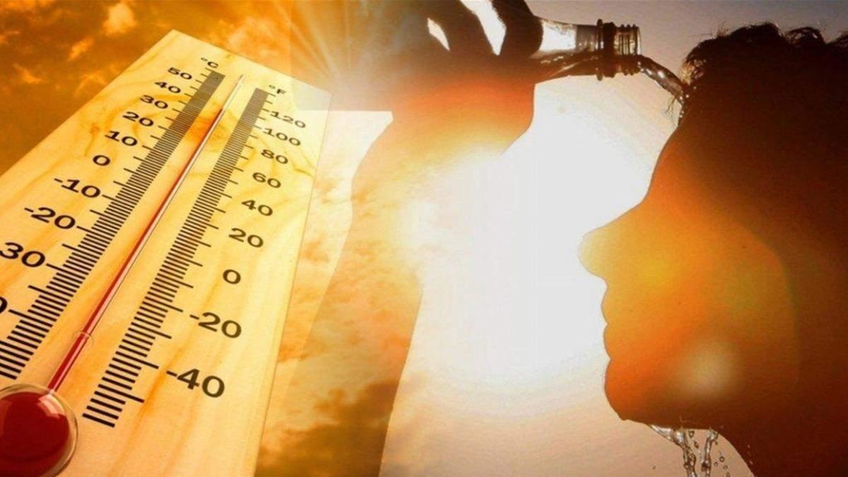 В Україну йде спека до +30 градусів