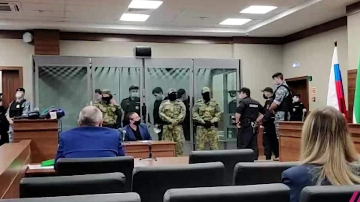 Казанского стрелка Ильназа Галявиева взяли под стражу на 2 месяца