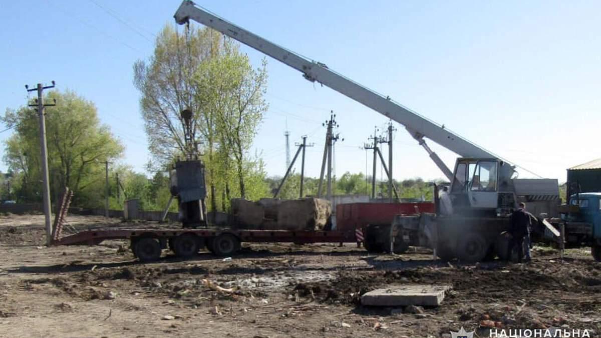 В Хмельницкой области от удара током во время работы погиб человек