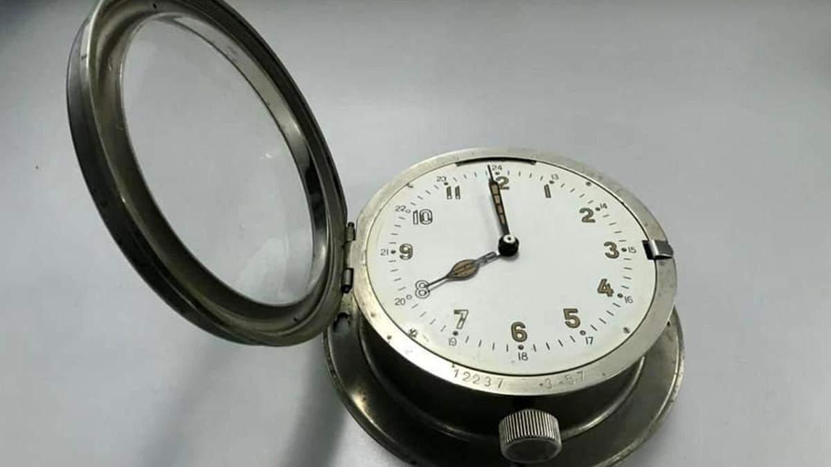 В аеропорту Києва затримали британця з раритеними годинниками