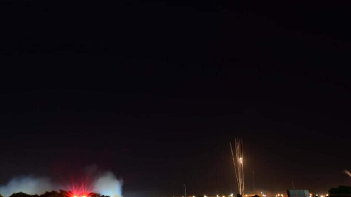 Із Сектора Гази по Ізраїлю випустили більше ніж 1000 ракет