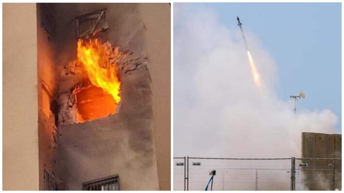 В Ізраїлі 6-річний хлопчик поранений через ракетний обстріл