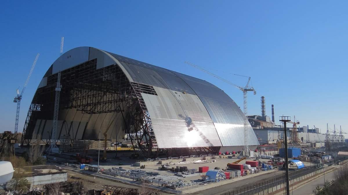 На ЧАЭС таки фиксируют рост ядерной активности