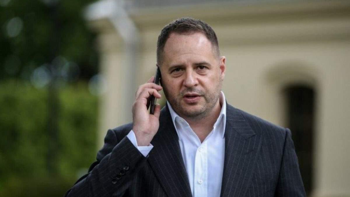 В ОП розповіли, яке завдання зустрічі Зеленського з Путіним
