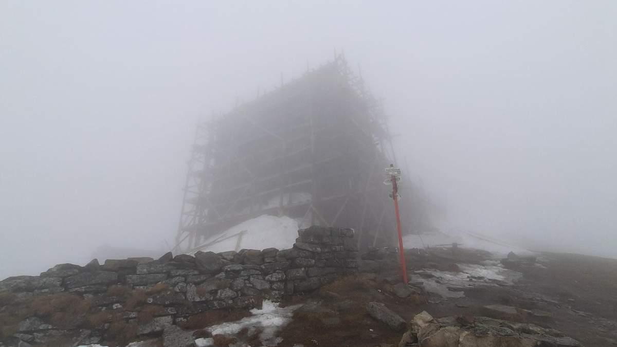 У Карпатах 13 травня 2021 існує небезпека сходження лавин