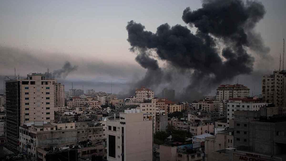 В ВР разработали заявление относительно обострения на Ближнем Востоке