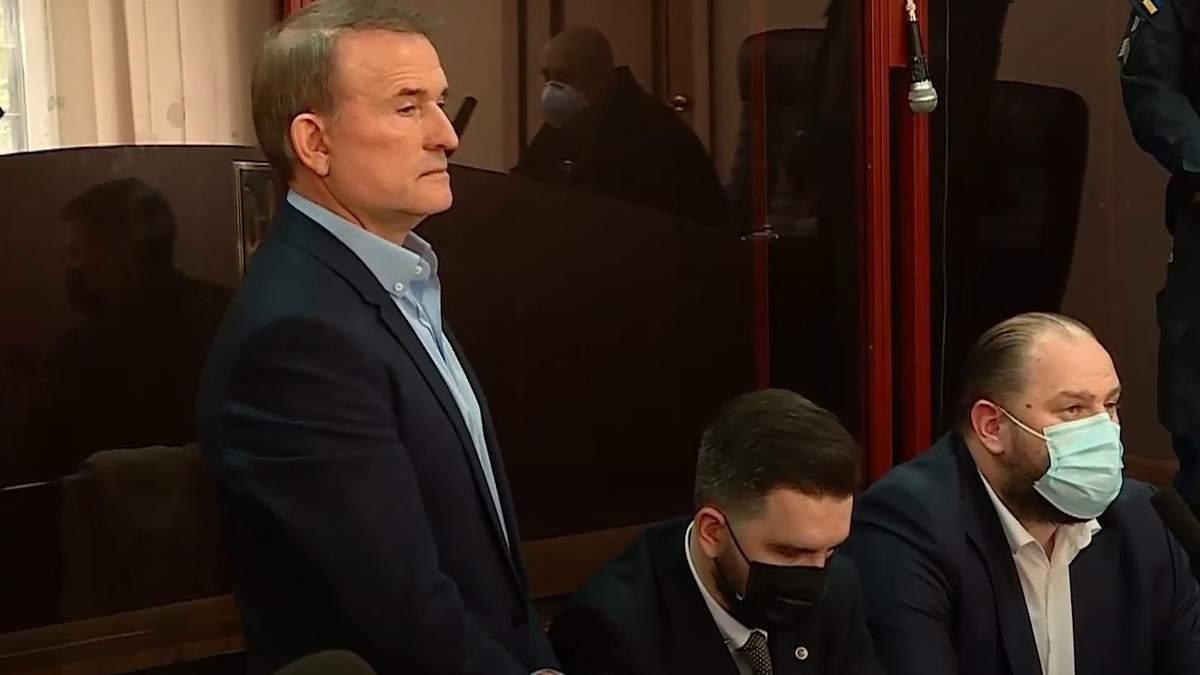Судья отклонил ходатайство о заключении Виктора Медведчука на поруки