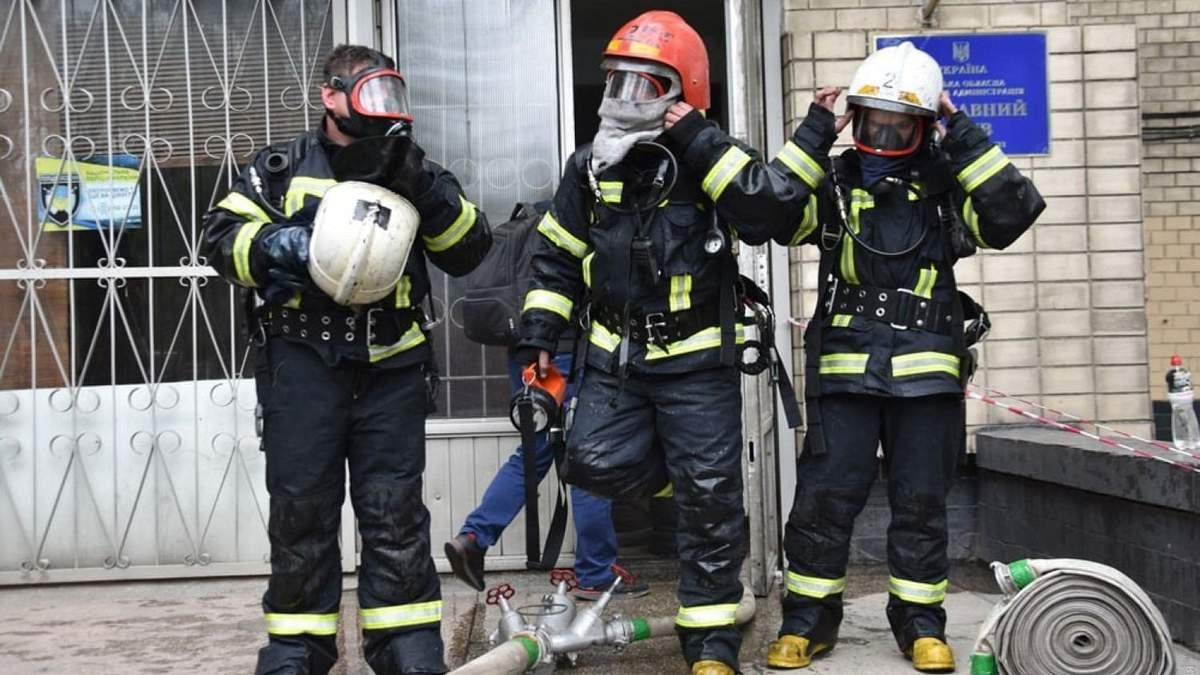 В Одессе загорелся областной архив: что сгорело - фото