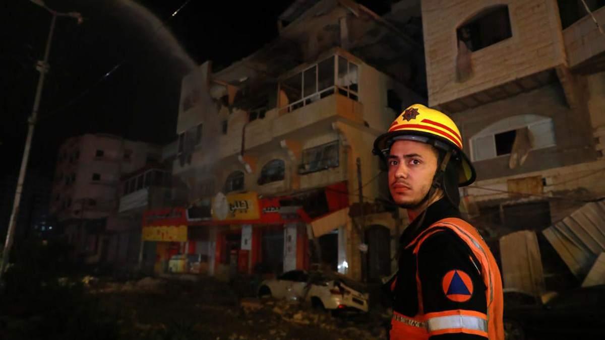 Боевики в секторе Газа подсчитали человеческие жертвы