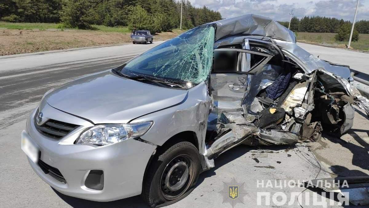 В ДТП на Полтавщине погибли съемочная группа канала НТН