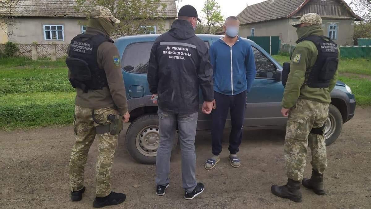 На Одещині затримали розшукуваного Інтерполом злочинця: фото