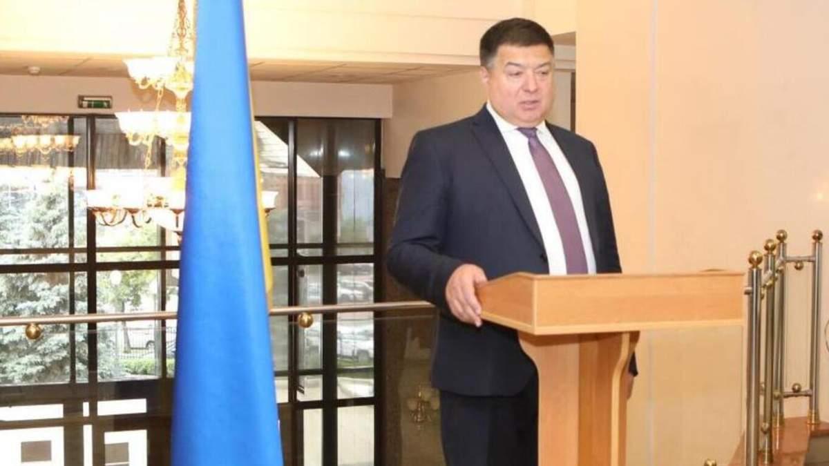 Тупицкий рассказал, что у него изъяли во время обыска