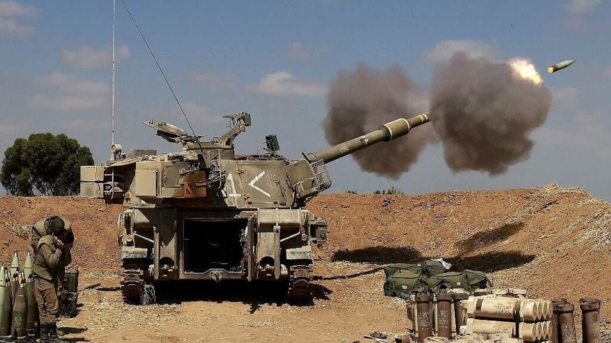 ХАМАС пытался обстрелять ракетами аэропорт Рамон в Израиле