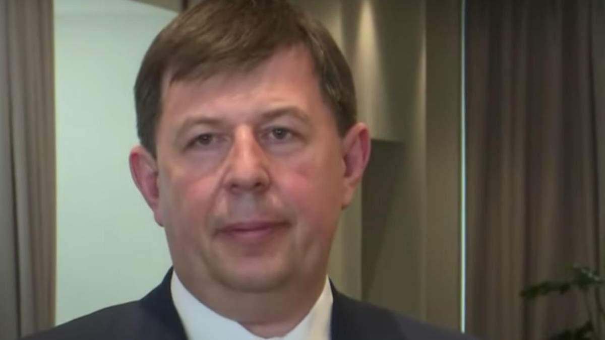 Медведчук каже, що Козак не в Росії, а в Білорусі