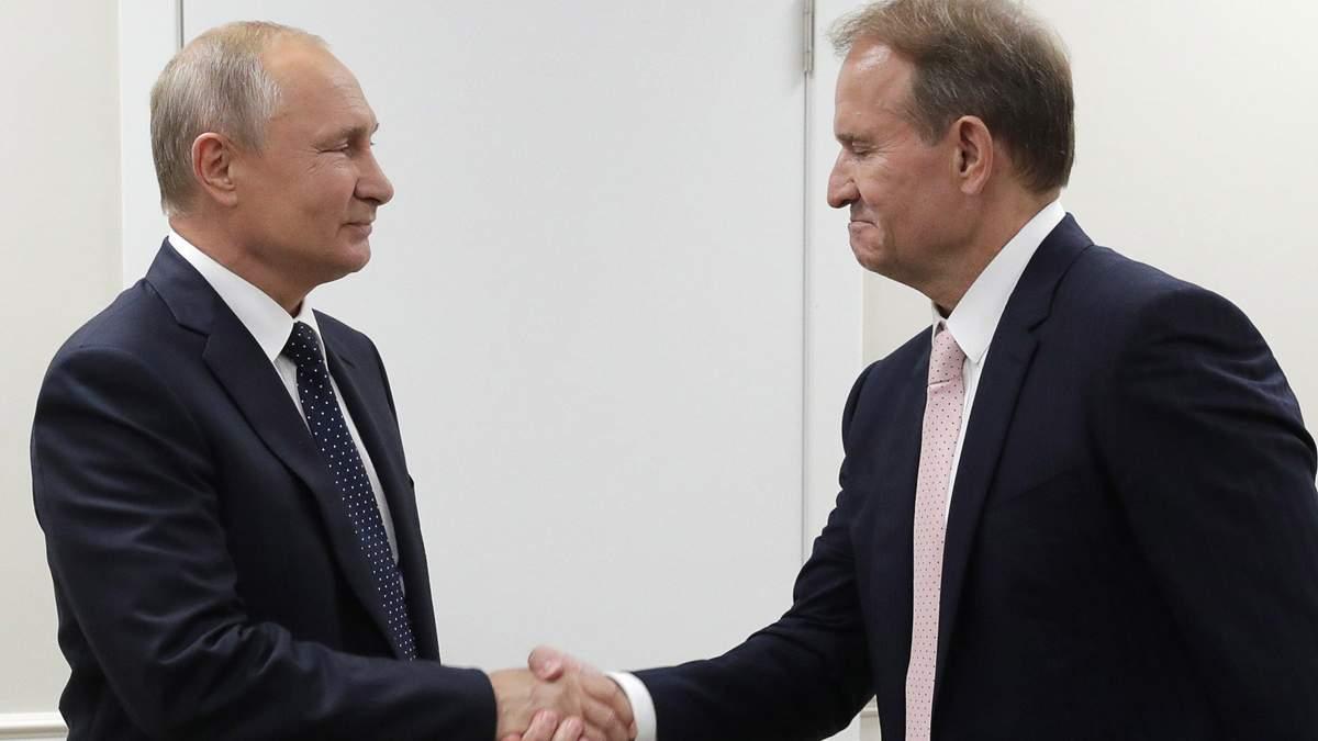 Чи може Медведчук втекти у Росію – думка Дениса Монастирського