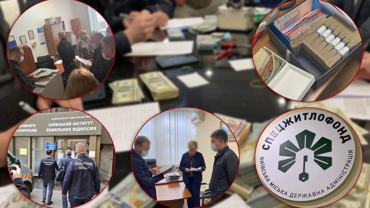 Обыски в Киеве: есть две проблемы - коррупция, отношения Кличко с властью
