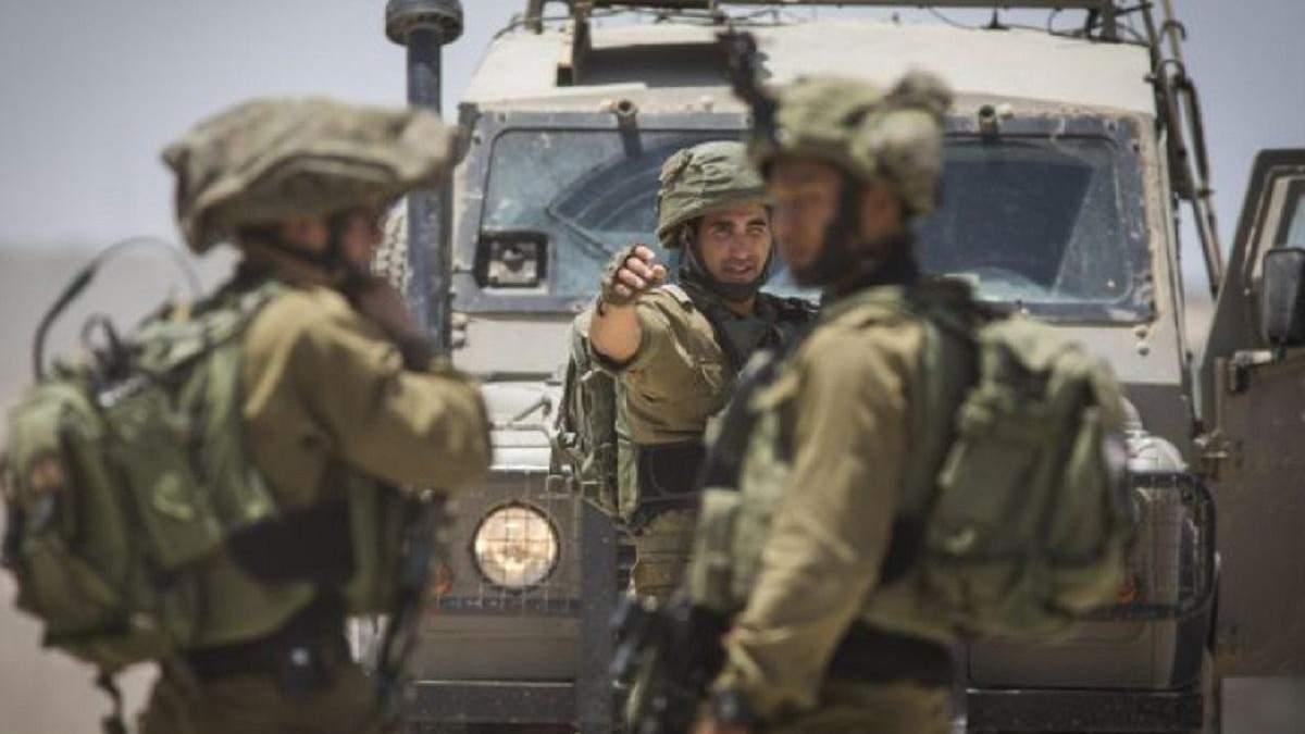 Израиль направляет дополнительные войска на улицы
