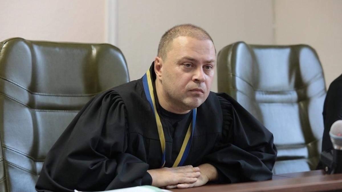 Кто такой Вячеслав Пидпалый: что известно о судье по делу Медведчука