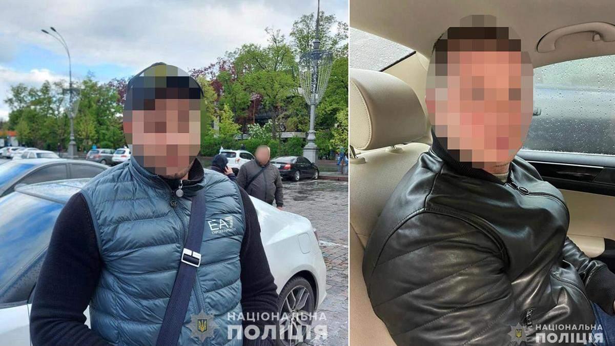 У Харкові затримали 2 чоловіків за крадіжки з елітних авто