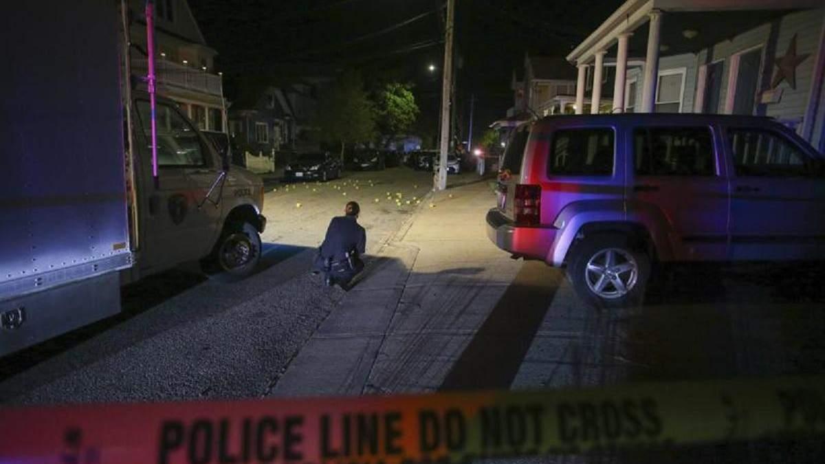 У США сталася масштабна стрілянина: постраждали 9 людей
