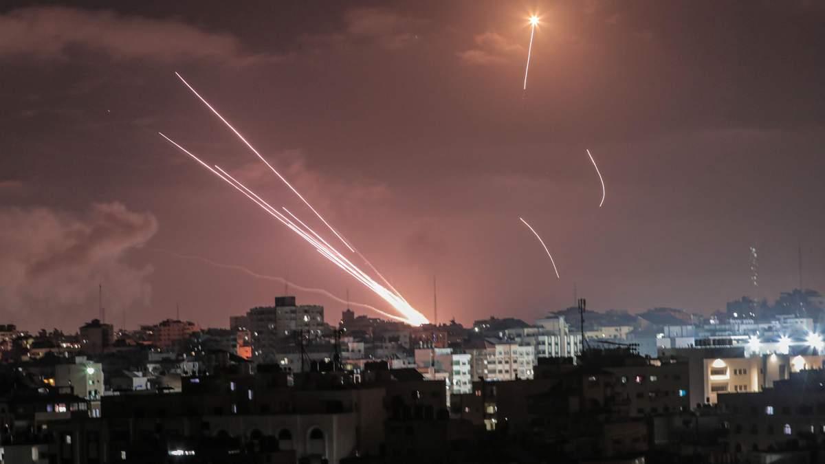 Обстрел Израиля: три ракеты запустили из Ливана