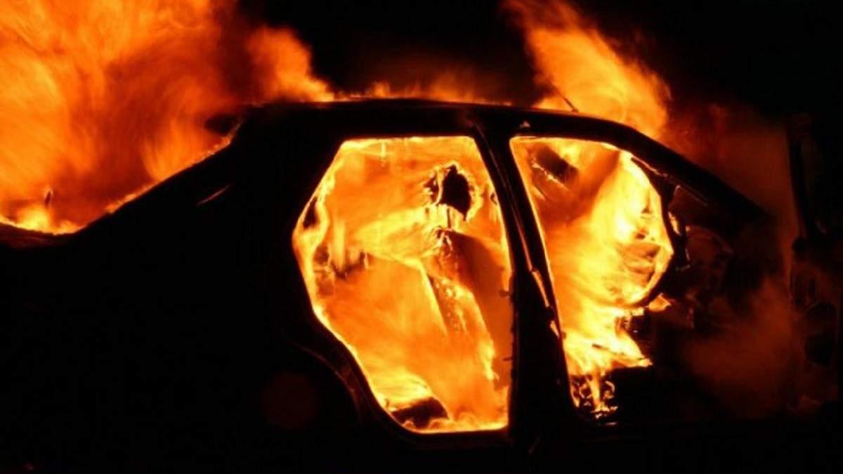На Запоріжжі п'яний поліцейський влаштував ДТП: є постраждалий