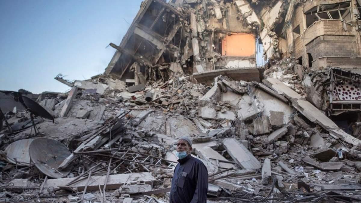Конфлікт Ізраїлю з ХАМАС завдав шкоди населенню Сектора Гази