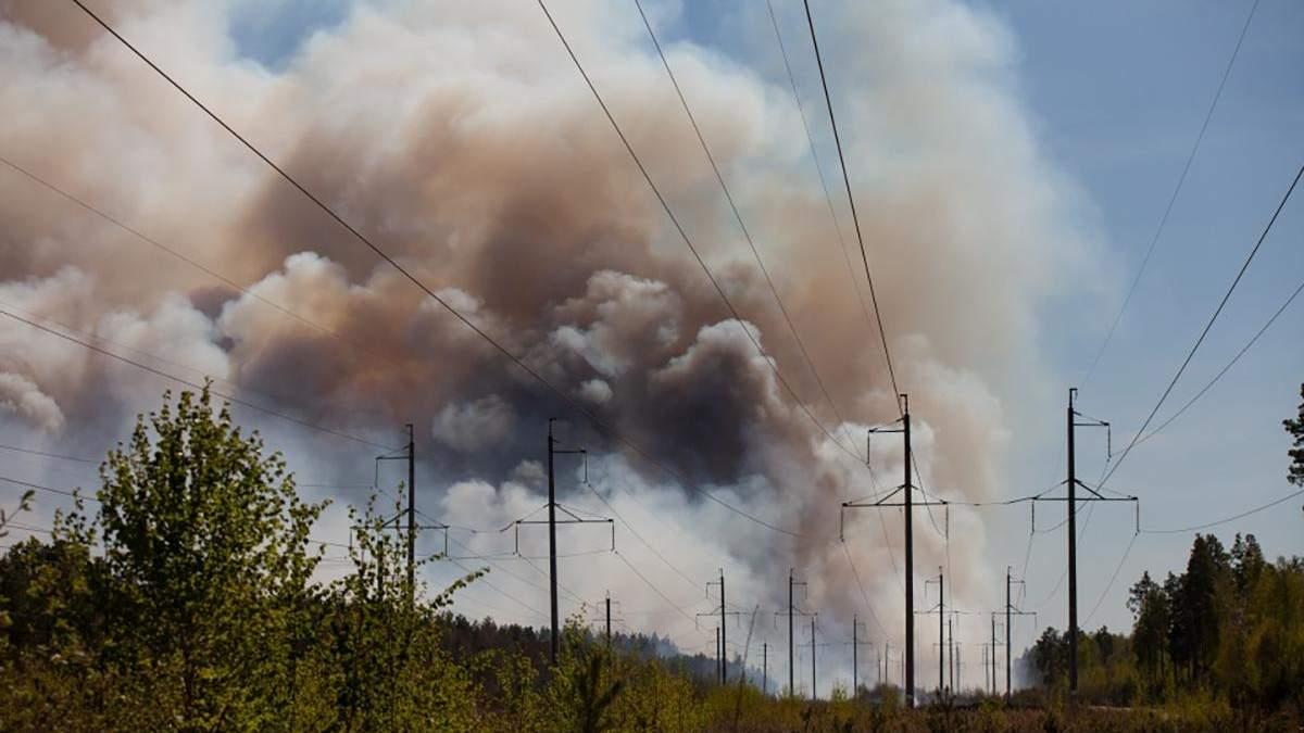 В России вспыхнули масштабные лесные пожары на тысячи гектарах
