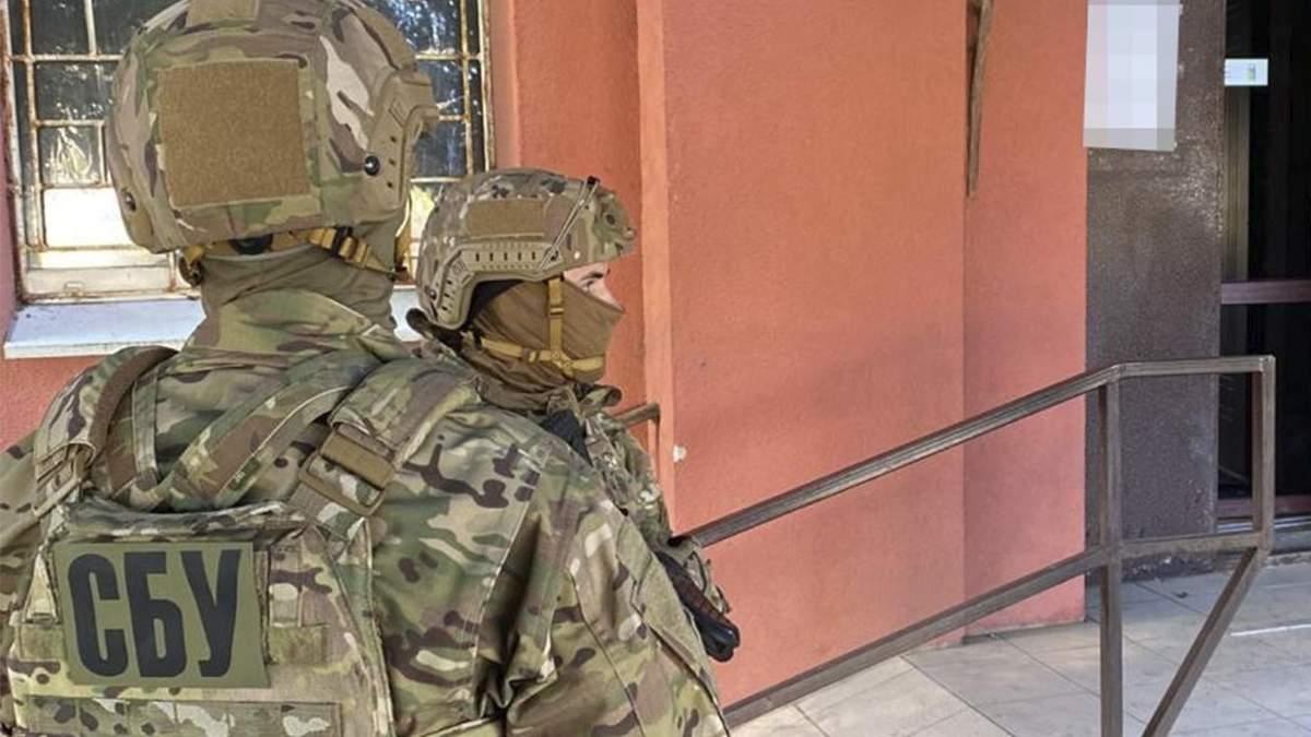 СБУ разоблачила коррупцию на в ОТГ на Днепропетровщине - фото