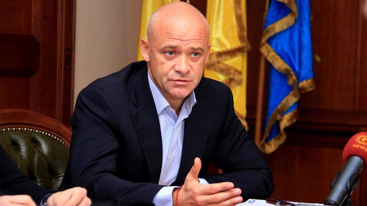Труханов назвав провокацією зауваження мовного омбудсмена про гімн